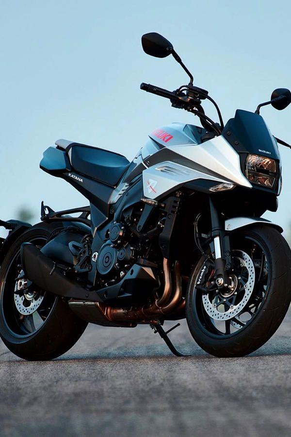 2019 Suzuki Katana | Motorcycles | Naked, Bobber, ADV & More