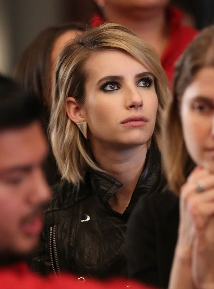 Emma Roberts - Lanvin And Living Beauty Host An Evening Of Fashion