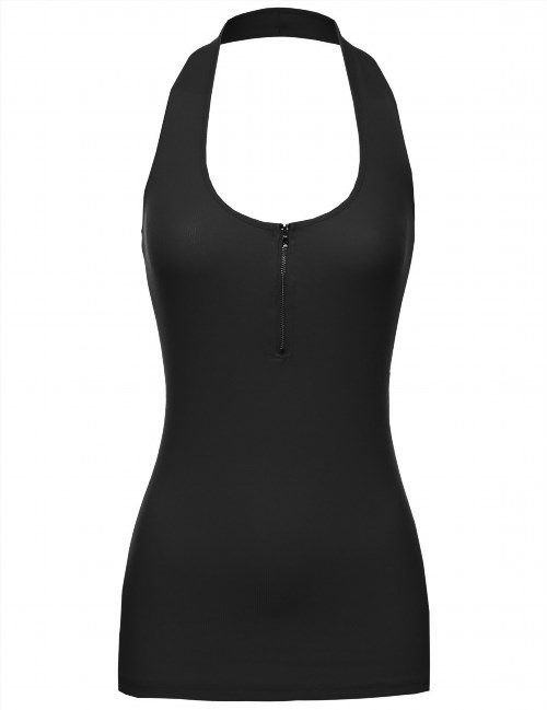 24.99$  Watch here - http://viduv.justgood.pw/vig/item.php?t=n77ot0d9470 - Craze Mbe Basic Fitted Ribber Halter Tank