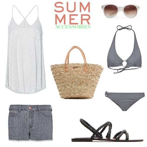 simple & practical to lay on the beach and then go for lunch at the 5th Avenue