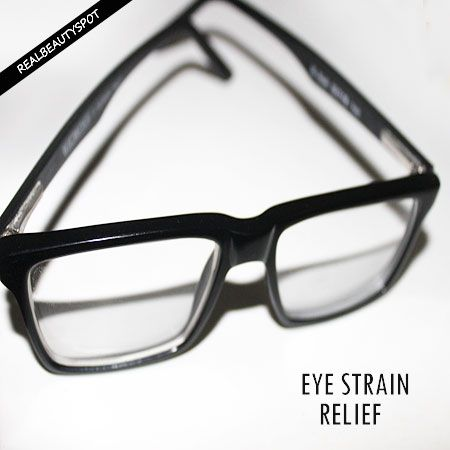 7 TIPS FOR EYE STRAIN RELIEF
