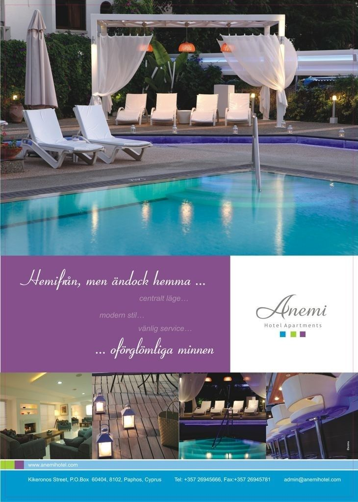 Anemi Boutique Hotel in Pafos