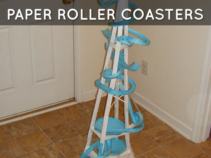 free printable paper roller coaster templates - paper roller coasters marble run pinterest roller