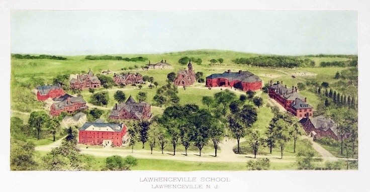 The Lawrenceville School, Lawrenceville, NJ