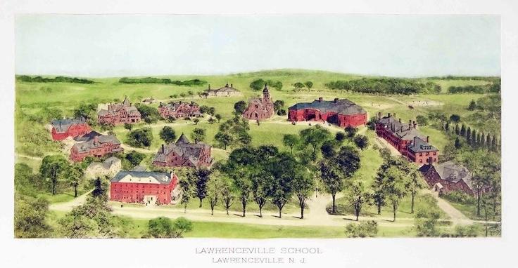 The Lawrenceville School, Lawrenceville, NJ