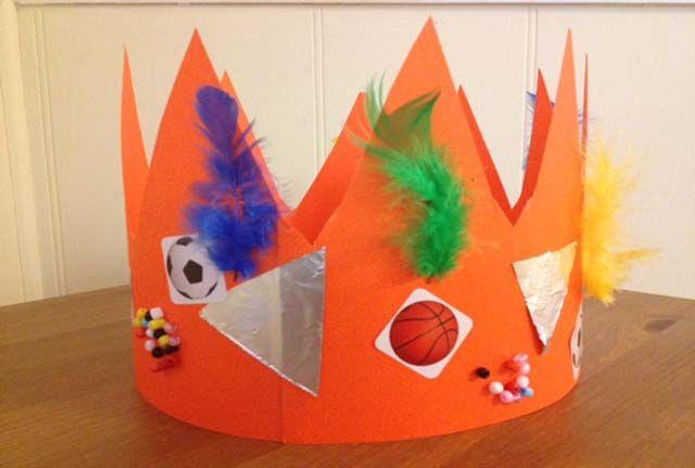 Crafts, Children And Birthdays