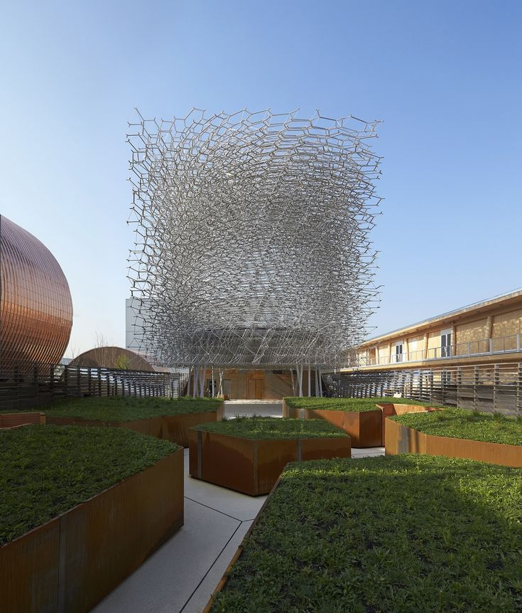 MILAN EXPO 2015 — Wolfgang Buttress