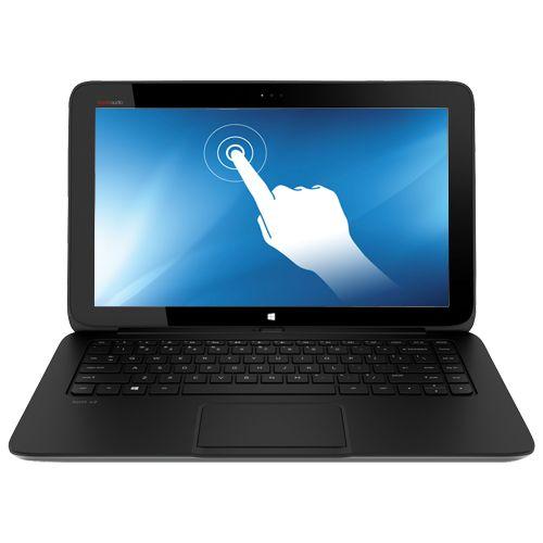 "HP Split 13-M010DX 13.3"" Touchscreen Laptop (Intel Core i3-3229Y/ 128GB SSD/ 4GB RAM/ Windows 8)"