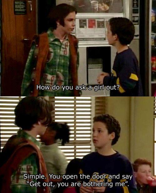 Boy Meets World lols