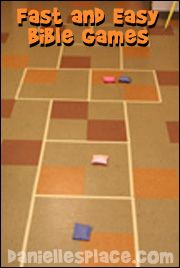 Fast and Easy Bible Games for Sunday School or Awana Clubs from www.daniellesplace.com