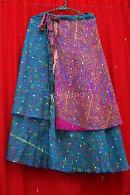 falda hindú