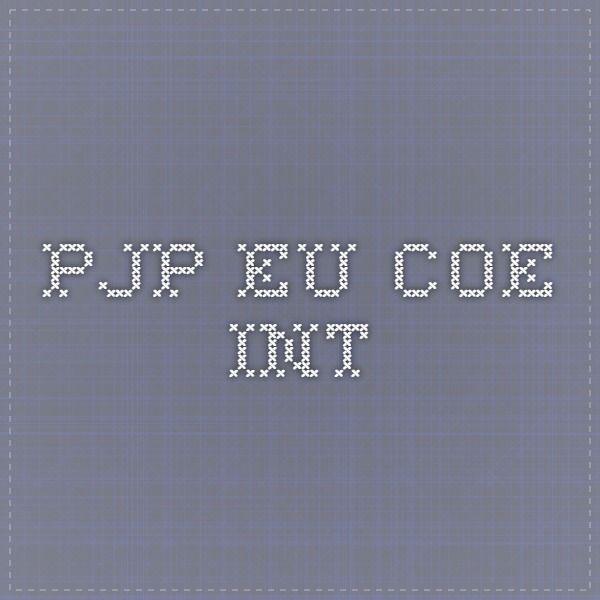 pjp-eu.coe.int