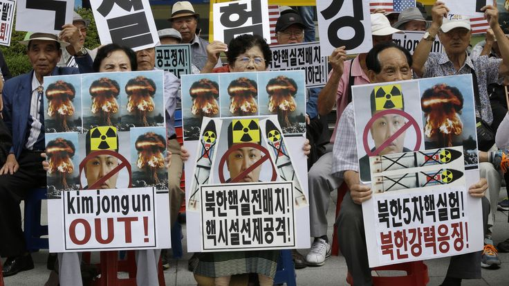 A South Korean military official has warned that if North Korea marches ahead…