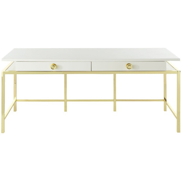 Amazing Lilly Pulitzer Home Aster Writing Desk Found On Polyvore