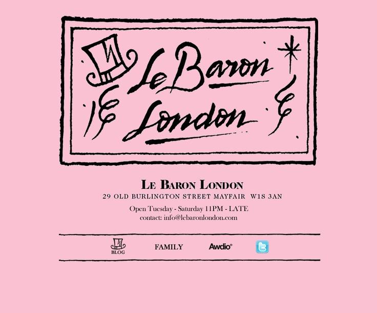 Le Baron - Mayfair