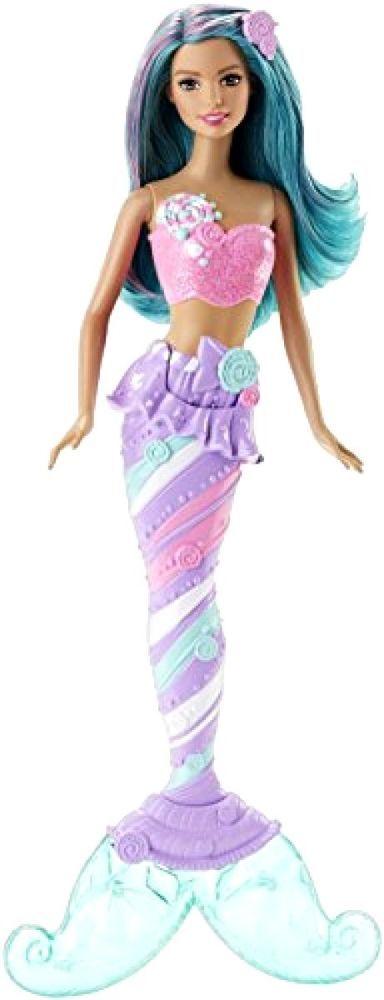 Barbie Mermaid Doll, Candy Fashion New #Barbie