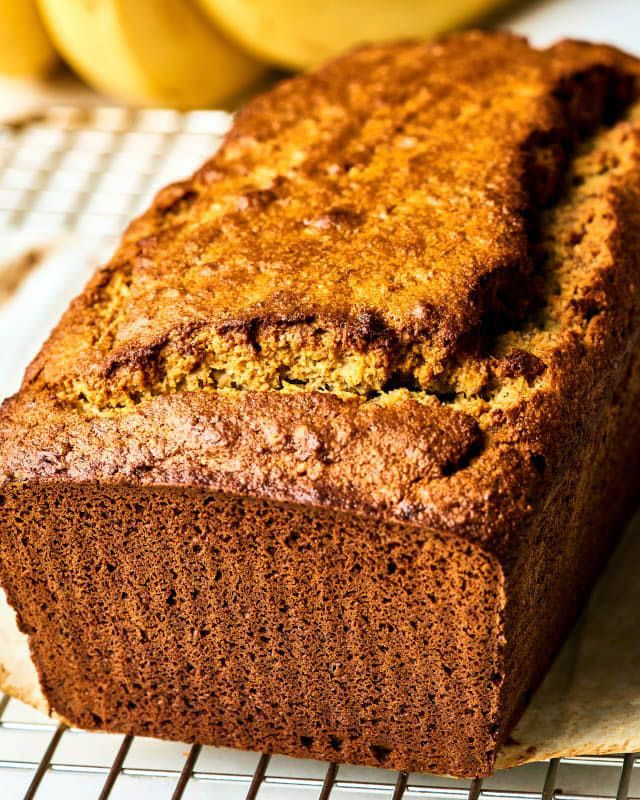 Our Favorite Banana Bread Recipe Coconut Oil And Get Cooking Like A Pro Gluten Free Banana Bread Easy Gluten Free Banana Bread Vegan Dessert Recipes Easy