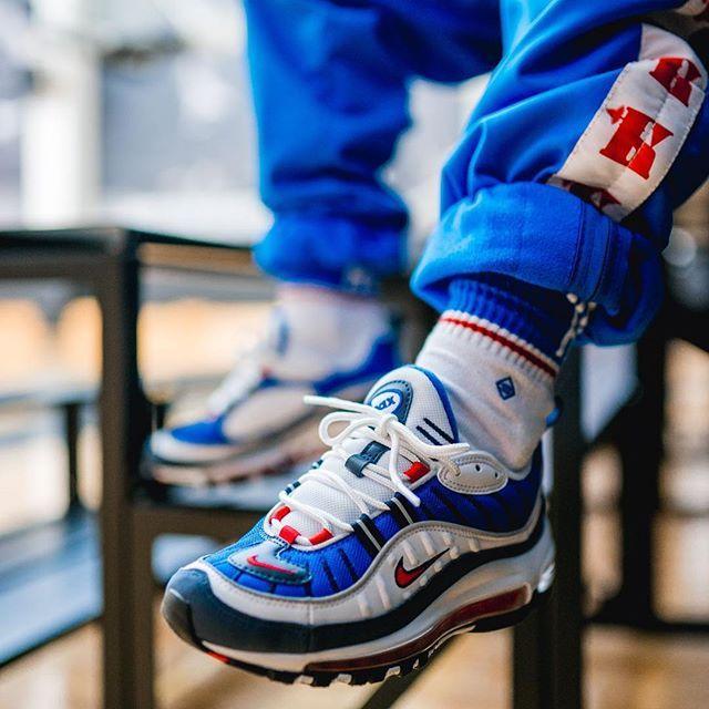 Blue Monster @the5nex @johnypyatochka Socks: @j.clay_socks ...