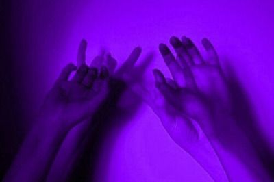 aesthetic purple , Bambi purple , teme purple , pale purple
