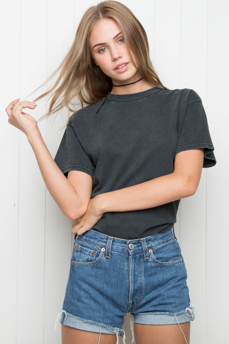 Brandy ♥ Melville | Marie Top - Tops - Clothing