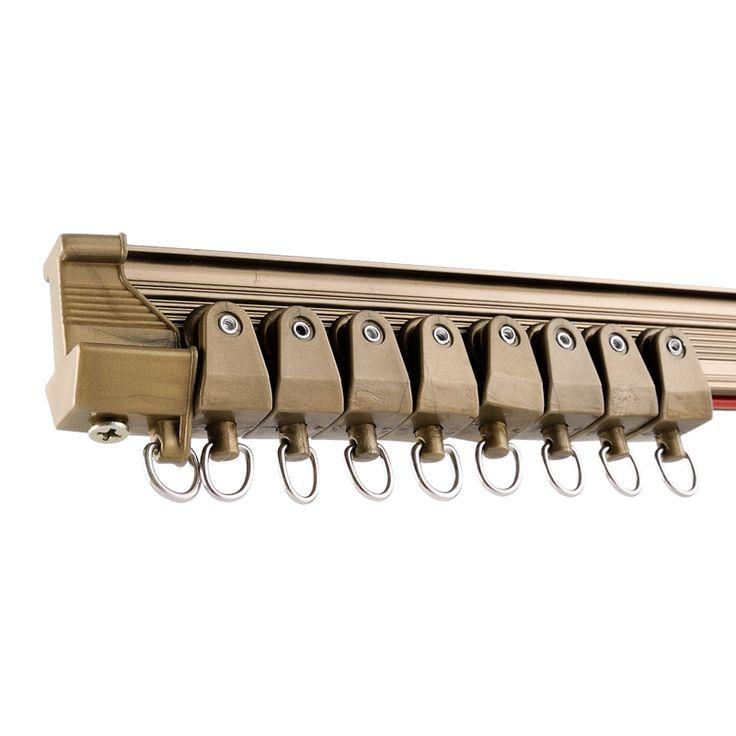 Flexible Curtain Tracks GD26 - Aluminum Track--szone curtain rods|curtain track|curtain finials
