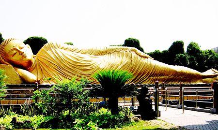 Patung Buddha Tidur, Mojokerto