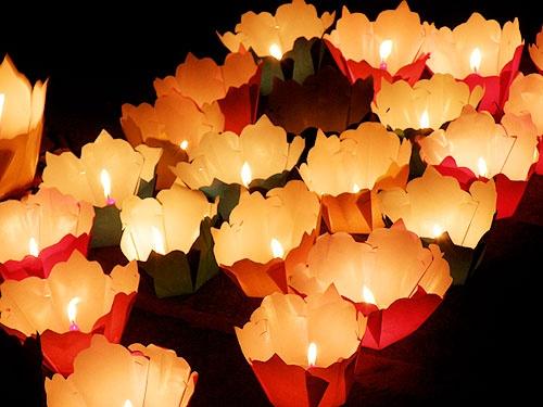 lantern festival in Vietnam