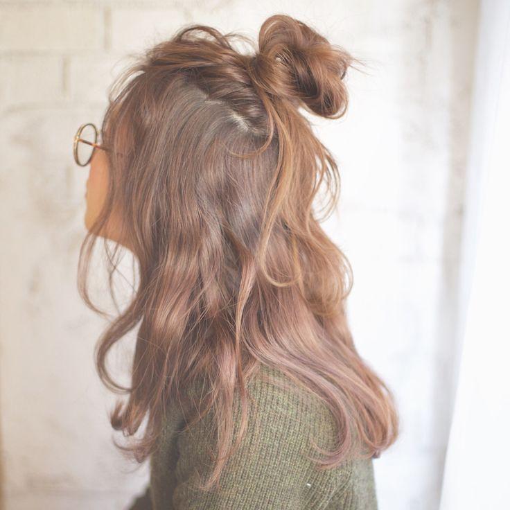 谷本将太 nalu hairさんのヘアカタログ | ゆるふわ,外国人風,ヘアアレンジ,簡単アレンジ,楽ちんパーマ | 2015.12.29 13.36 - HAIR