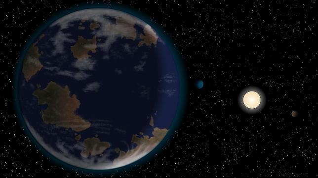 Descubren un nuevo planeta que podría ser habitable