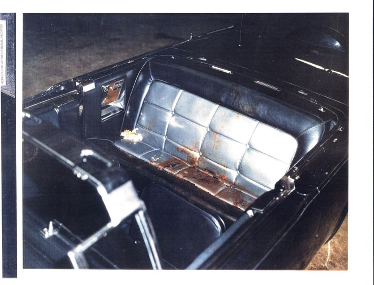50 Years After JFK Assassination, His Limo Tells A Story
