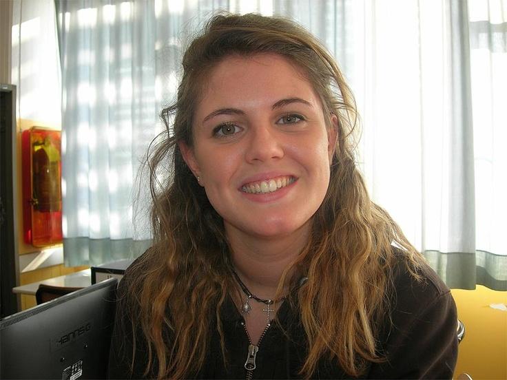 Nello staff di Scuola Aperta: Anna
