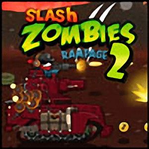Slash zombies Rampage 2 - http://www.funtime247.com/action/slash-zombies-rampage-2/ - The apocalypse is here, hordes of zombies around the world. Its time to destroy again with your tank. Its year 2018 the world is under the apocalyptic zombie hordes and you are alone far away. Try to reach your base over 15 levels, blood, zombies, and bosses Use your tank to kill all zombies.