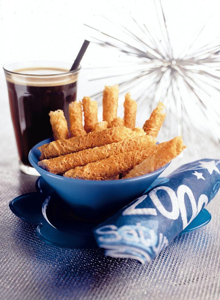 Strull: Småkaker er alltid fint å servere gjester til jul og strull er intet unntak.