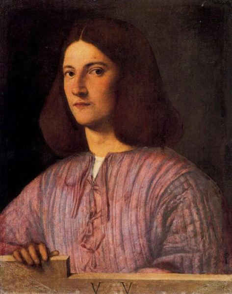 Giorgione Barbarelli's self portrait  Discover the coolest shows in New York at www.artexperience...