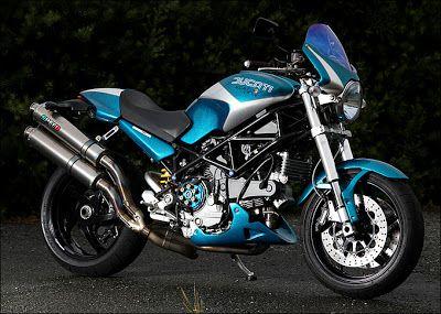 Planet Japan Blog: Ducati Monster S2R 1000 by La Bellezza