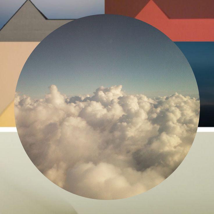 Dreamy in the sky. #clouds #sky