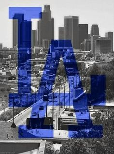 la dodgers logo - Google Search