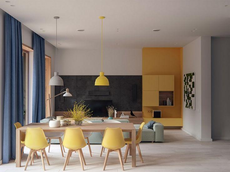 die besten 25 beliebte k chen farben ideen auf pinterest farbige k chenschr nke bauernhaus. Black Bedroom Furniture Sets. Home Design Ideas