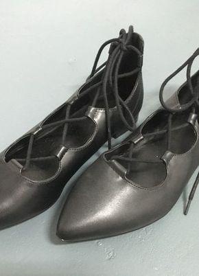 Kaufe meinen Artikel bei #Kleiderkreisel http://www.kleiderkreisel.de/damenschuhe/ballerinas/162310082-schwarze-ballerina-zum-schnuren-von-graceland