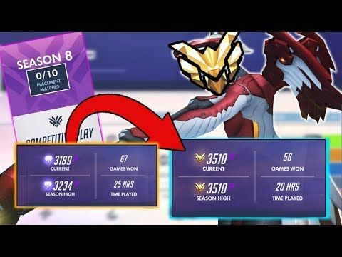 Today im talking about how to get to masters rank overwatch season 8 competitive and some overwatch competitive ranked tips to help you get there. Overall in overwatch comp s8 there seems to be 2 mains types of thinking to rank up, and I hope that I can help you there today to climb out of...