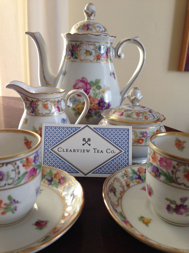 Valentines - Tea for Two!