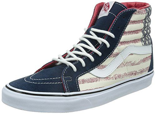 Vans Unisex Reissue Americana Sneakers dressblues -- Continue to the  product at the image link.