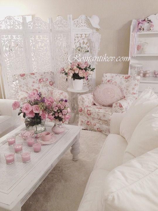 15+ Stunning Shabby Chic Bedroom Curtains Ideas – Ela Alkan