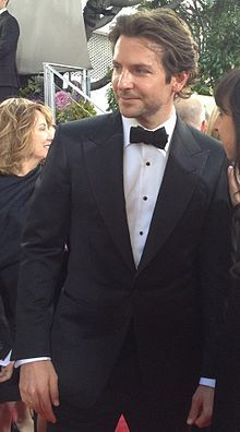 Bradley Cooper - born in Philly, raised in Jenkintown