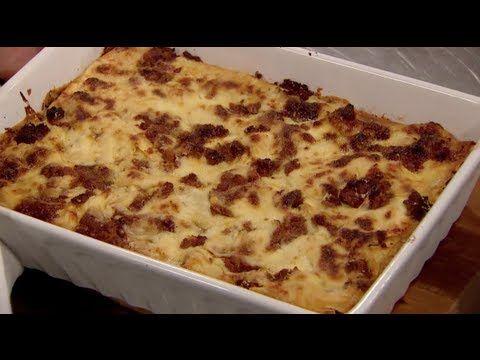 How to Make Perfect Lasagne (Part 2) - Theo Randall & Francesco Mazzei