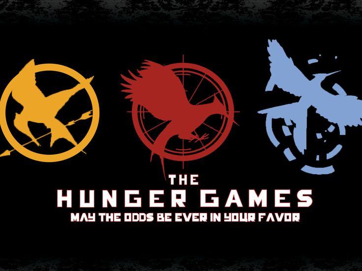 The MockingJay Symbols - the-hunger-games Wallpaper