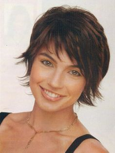 #hairstyles #hairstyle #fabulous #shaggy #short #fine