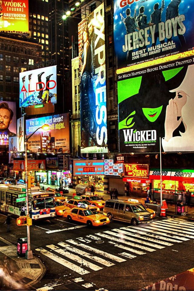 New York City! Broadway                                                       …