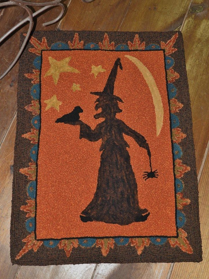 Charming Halloween Witch