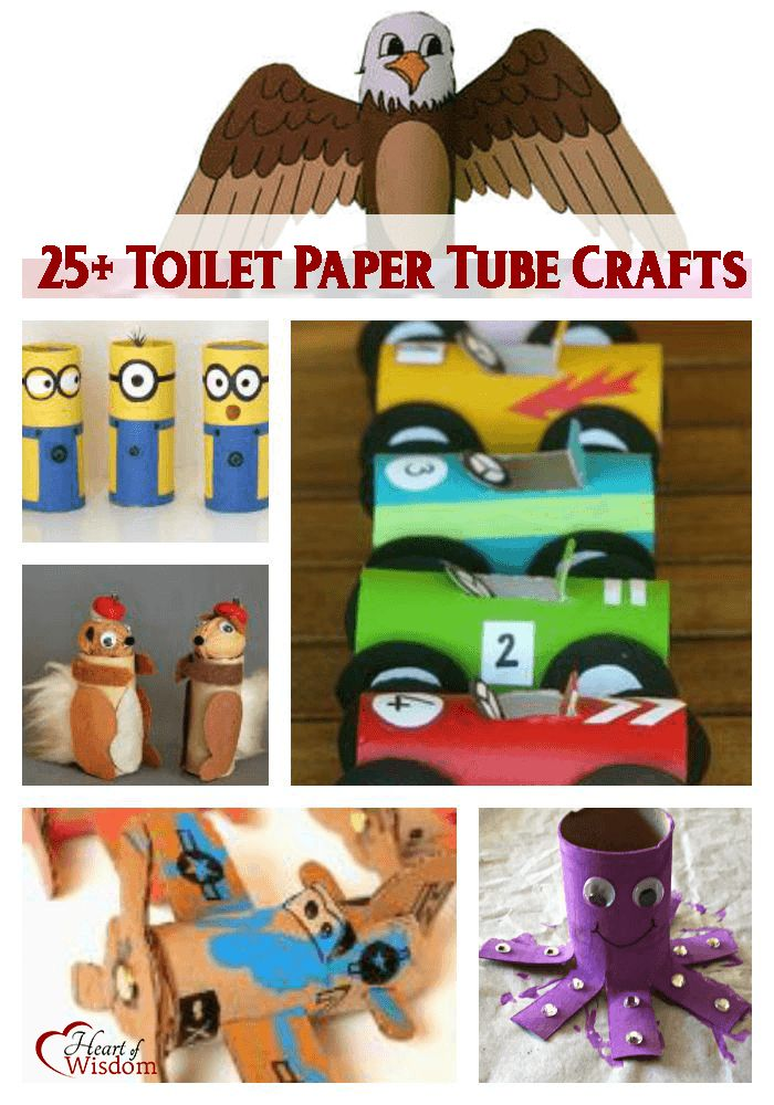 91 best images about crafts toilet paper tubes on